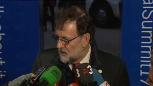 """Rajoy sobre la sentencia de Gürtel: """"No estoy preocupado, las responsabilidades políticas ya se han asumido"""""""
