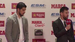 """Messi recibe su cuarta Bota de Oro: """"Cada día disfruto más"""""""