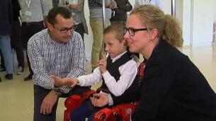El hospital Sant Joan de Déu ayudará a niños con atrofia muscula espinal