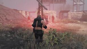 Gameplay de «Metal Gear Survive»