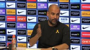 """Guardiola: """"Cuando el equipo gana, en su vestuario lo celebra, lo ha celebrado siempre y se va a celebrar siempre"""""""