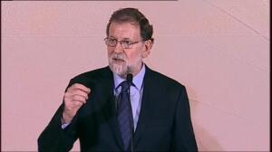 "Rajoy pide que ""no se boicotee"" a empresas catalanas"