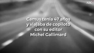 La muerte «absurda» de Albert Camus