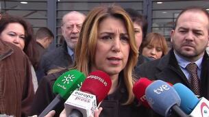 "Díaz acusa a Gobierno de ""reírse"" de las CCAA"