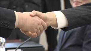 Primer encuentro diplomático entre Corea del Sur y Corea del Norte tras dos años de tensión