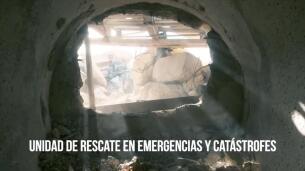 Único y especializado en emergencias y catástrofes: así es el nuevo equipo de rescate de Bomberos de Valencia
