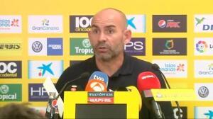 """Paco Jémez: """"No sé a quién le faltan las pelotas o no, lo que sí está claro es que Rémy es un mentiroso"""""""