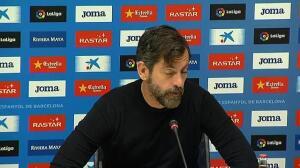 """Sánchez Flores: """"Ellos hicieron el partido que nos hubiese gustado hacer a nosotros"""""""