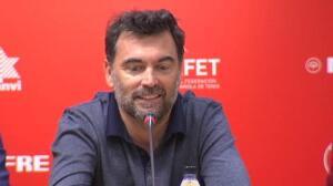 Sergi Bruguera da su primera lista como capitán español de la Copa Davis