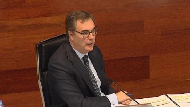 José Sevilla, consejero delegado de Bankia: