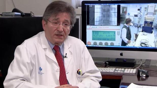 El Clínico San Carlos, pionero en gestión de dosis de radiación