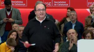 """Iceta defiende una escuela en la que el catalán sea """"el centro de gravedad"""""""