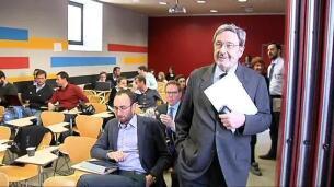 Irregularidades en la gestión de Catalunya Caixa
