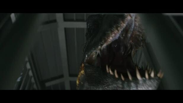 Trailer final Jurassic World