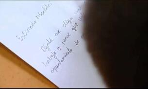 Un niño escribe al alcalde de su pueblo para pedir trabajo para su padre