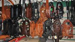 ba54f077f95 En el local se encuentran todo tipo de accesorios para la equitación