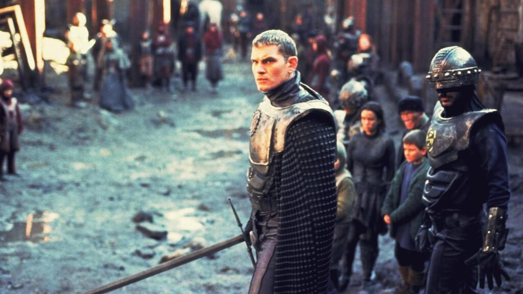 Beowulf La Leyenda 1998 Película Play Cine