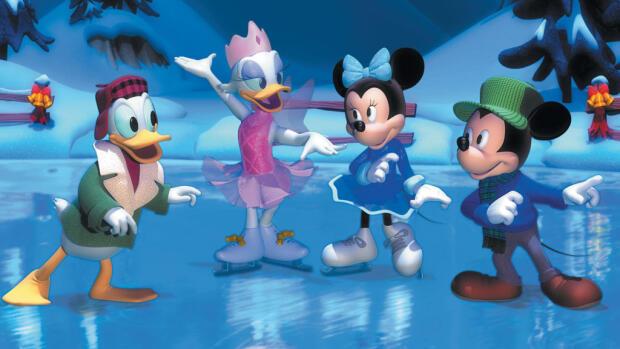 Mickey, la mejor navidad (2004) Película - PLAY Cine