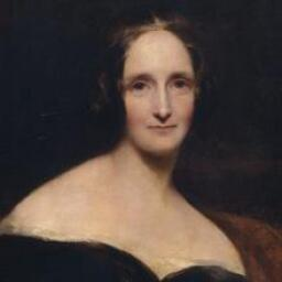 Mary Shelley, esposa de Percy Shelley