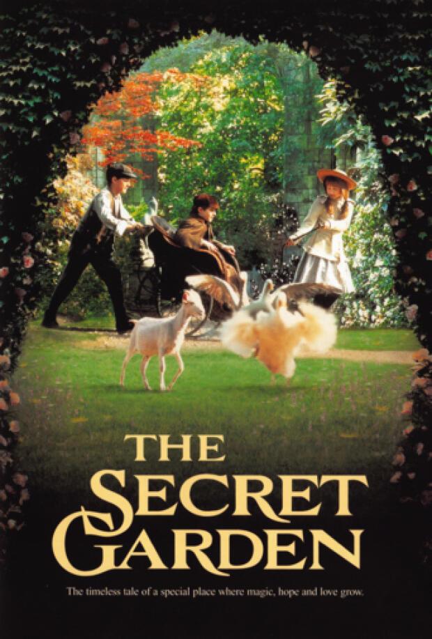 El jardín secreto (1993) Película - PLAY Cine