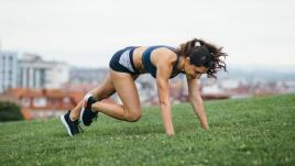 Seven types of burpees and how to do them right