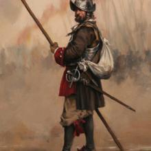 Soldado de los Tercios