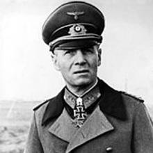 Erwin Rommel, en Europa