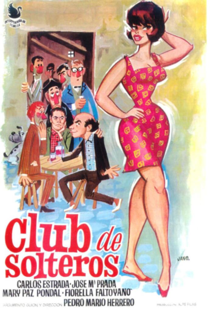 Club De Solteros 1967 Película Play Cine