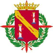 Escudo de armas de Francisco Franco
