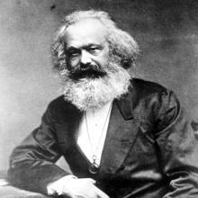 Marx, en 1875