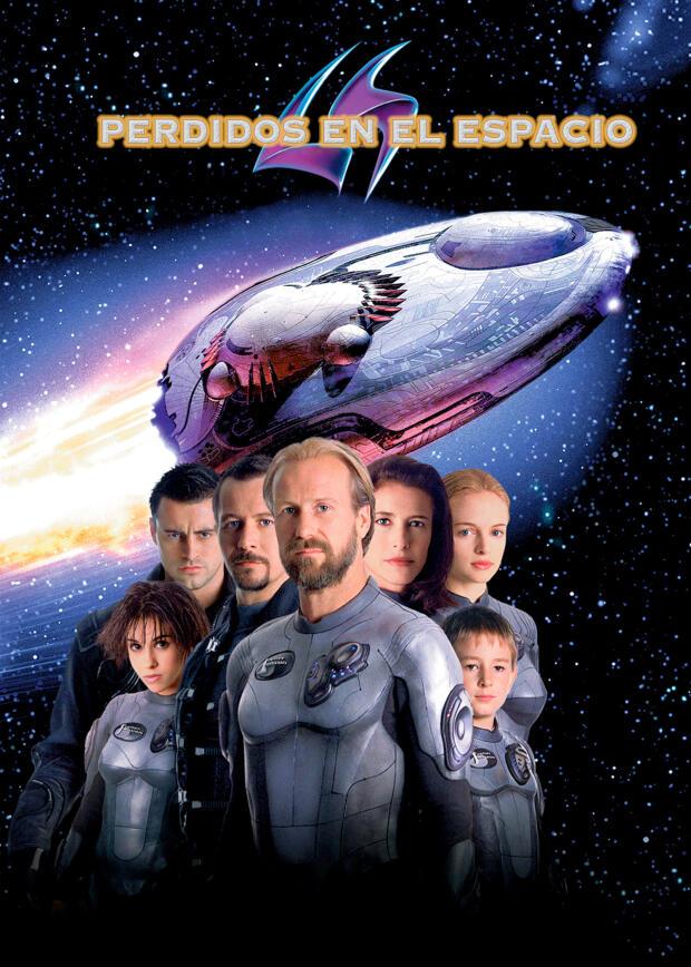 Perdidos En El Espacio [1998]  HD [1080p] Latino [GoogleDrive] SilvestreHD