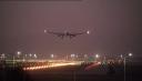 Vídeo del aterrizaje del avión de Air Canada en Madrid - Barajas