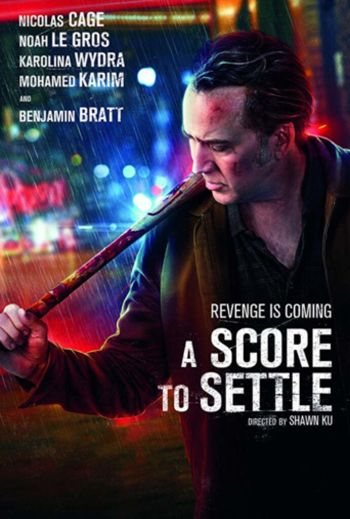 A Score to Settle (2019) Película - PLAY Cine