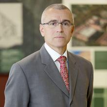 Jaume Casals, rector de la UPF