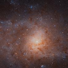 La vista más nítida de la galaxia del Triángulo