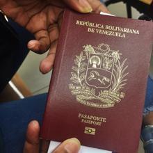 El pasaporte de Betty