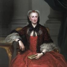 Retrato de María Amalia