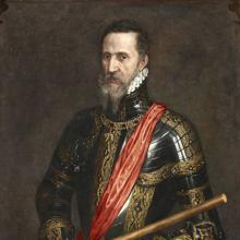 Fernando Álvarez de Toledo, III Duque de Alba, por Antonio Moro
