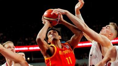 ff78985ba Baloncesto. España jugará sus partidos de la primera fase a las 14.30 hora  española