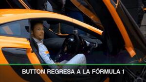 Button sustituirá a Alonso en Mónaco