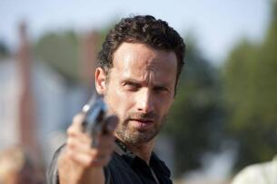 Rick Grimes, el eterno superviviente de «The Walking Dead»