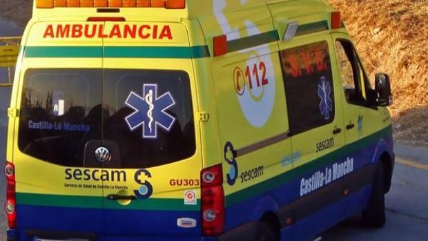 Un conductor de ambulancia superaba ocho veces la tasa de alcohol
