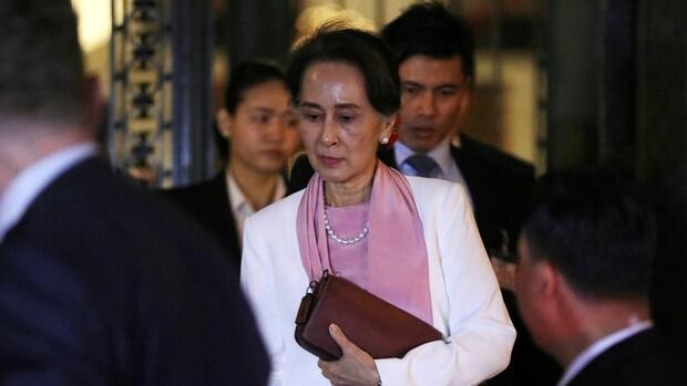 Noticias De Aung San Suu Kyi Abces