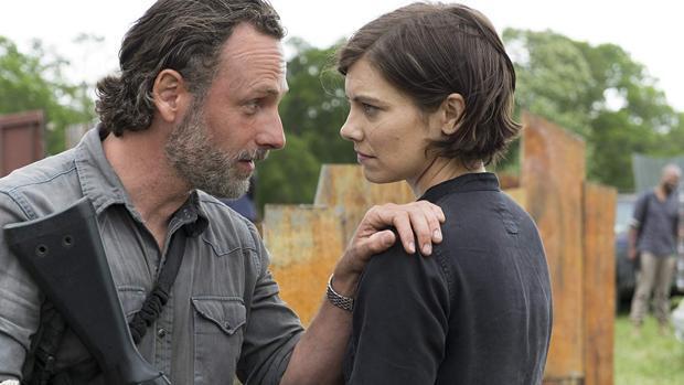 Noticias de The Walking Dead - ABC.es