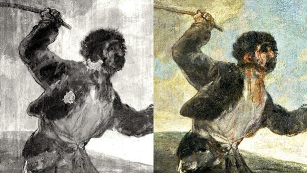8edb00698 Luz sobre el enigma de las «Pinturas negras» de Goya