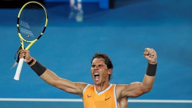 77f7710616 Rafa Nadal y todas sus finales de Grand Slam