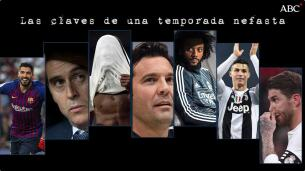Las claves de la debacle del Real Madrid