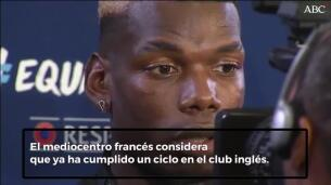 Intercambio veraniego: Pogba al Madrid y Bale al United